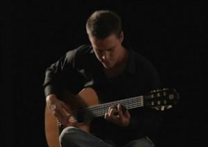 Dan Jackson Solo Acoustic Guitar for Hire Melbourne