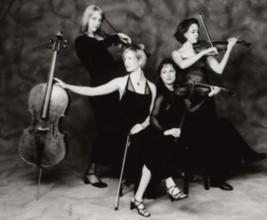 Elan Corporate wedding String Quartet