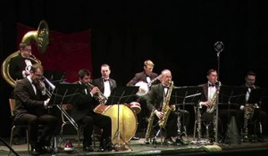 Gatsby Rhythm Kings-1920's- jazz-band