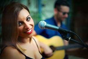 Jacinta Acoustic Duo Hire melbourne