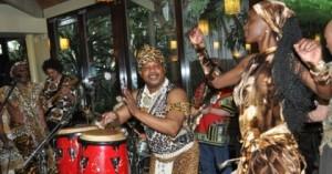 kinshasa african dance band