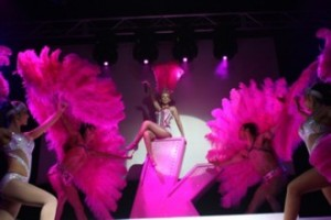 kylie tribute corporate entertainment