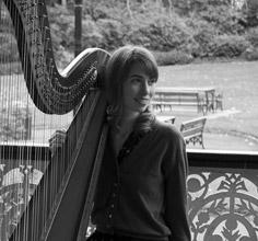 Michelle Doyle Wedding Harpist for Hire Melbourne
