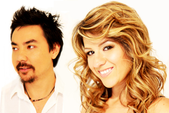 Michelle and Peron Acoustic Duo Hire melbourne