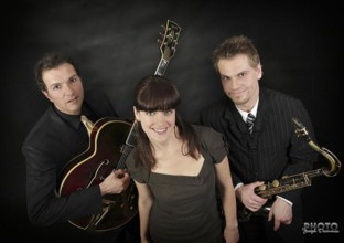 Anything Goes Jazz Trio Band Hire