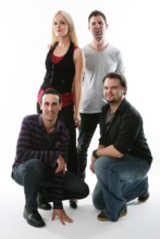 The Big Bang Cover Band Hire Melbourne
