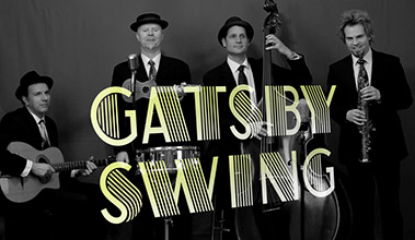 379 X 220 In The Gatsby Swing Melbourne 1920s Jazz Band