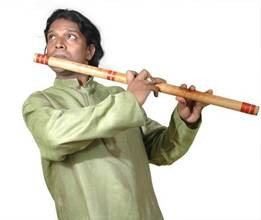 Vinod Prasanna Bansuri Flute Player for Hire Melbourne