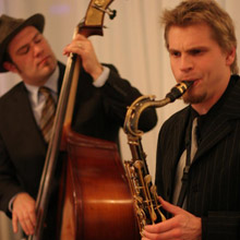 Pete Mitchell Duo Trio Hire