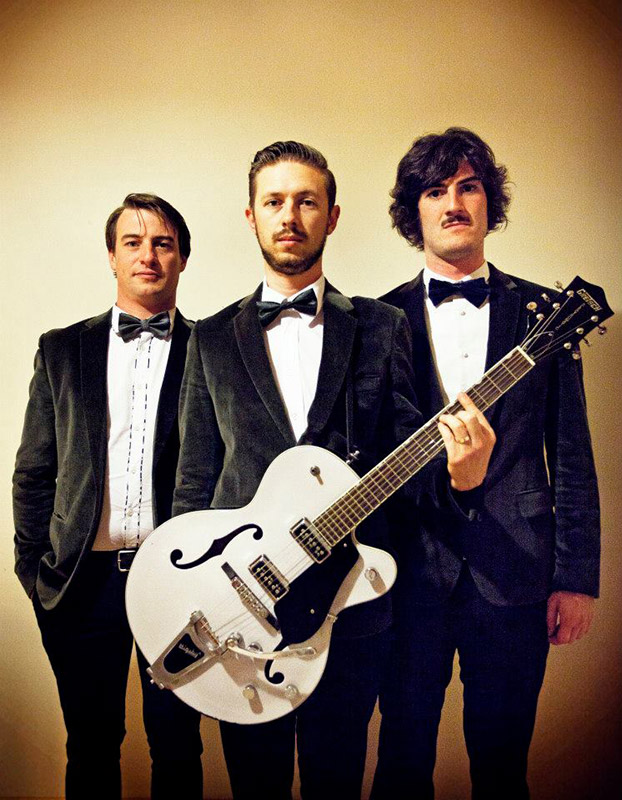 The Rackets Rock Band Hire | 50s and 60s Rock and Roll ...