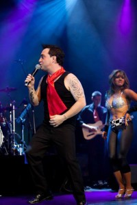 The Robbie Williams Experience Corporate Tribute Show