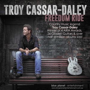Troy Cassar-Daley country music legend