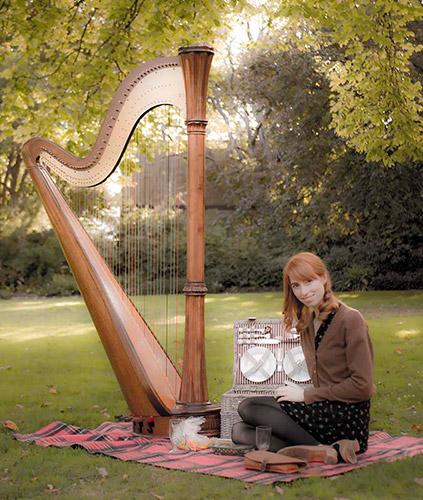 Michelle Doyle Harpist Hire