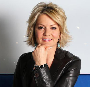 Sandra Sully Celebrity MC Host for Hire