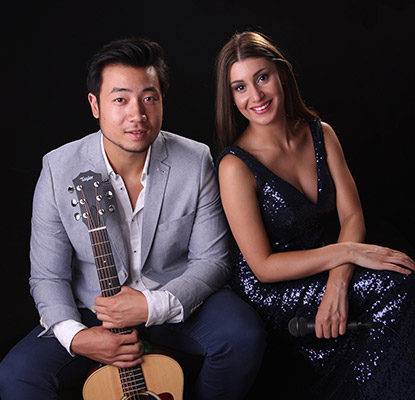 Acoustic Duo Hire in Melbourne