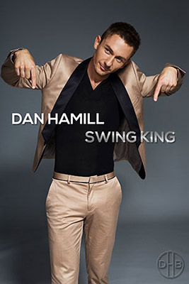 Book Dan Hamill King of Swing