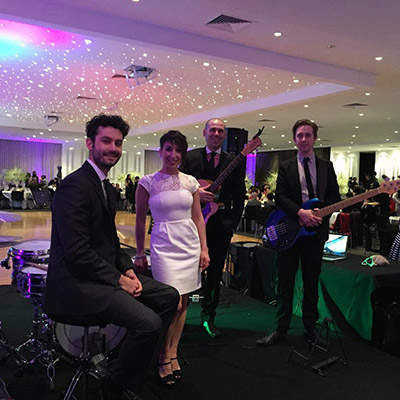 Wedding Band Hire Melbourne