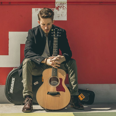 Ben Brown Solo Acoustic Hire