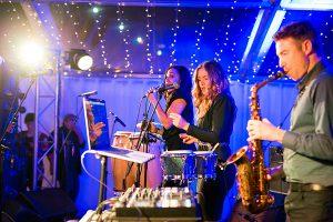electrick DJ Band Sydney