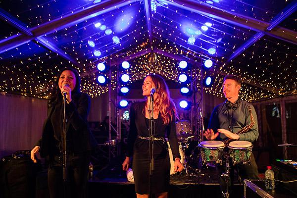 Electrick DJ Band Combo Hire Sydney