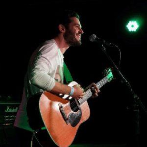 Joey Solo Acoustic Artist melbourne