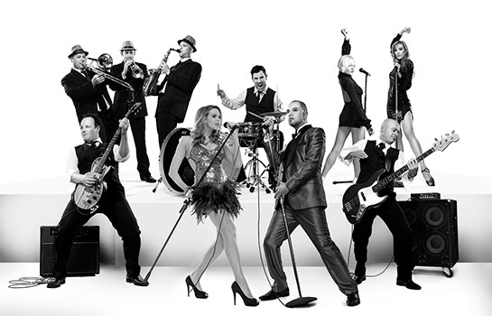 Big City Beat - Melbourne Corporate Showband and Cover Band