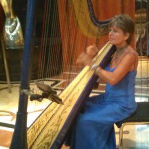 Vanessa Harpist Melbourne