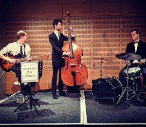 downtown jazz trio
