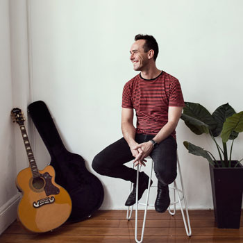 Solo singer guitarist hire