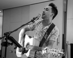 Daniel Solo Acoustic