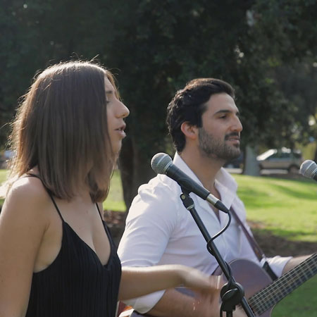 Acoustic Duo Hire
