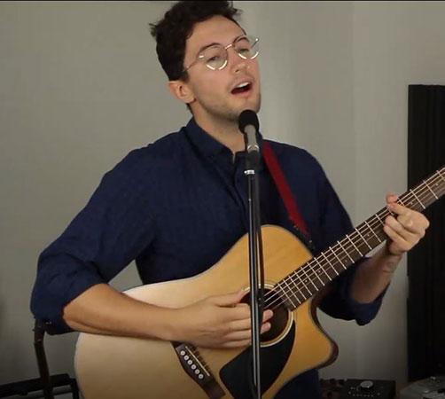 Solo Acoustic Musician