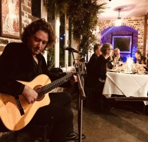 Justin Solo Acoustic Brisbane