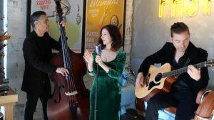 Lune Noire Lounge Jazz Trio 2