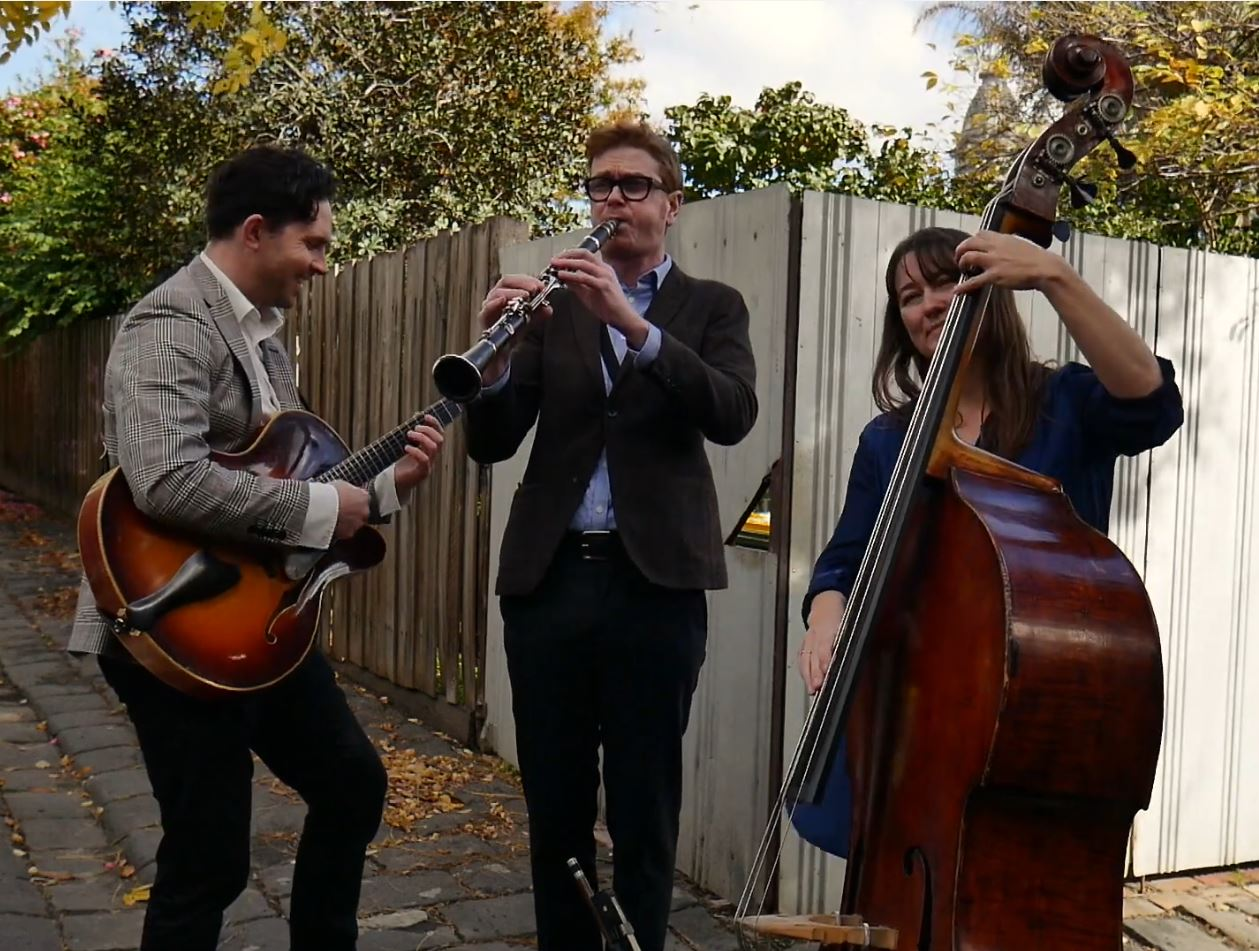 Jazz Music Trio for Wedding Entertainment and Corporate Events